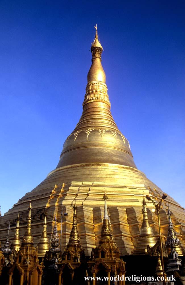 Shwedagon, pagoda, Yangon, Buddhist, stupa, Myanmar
