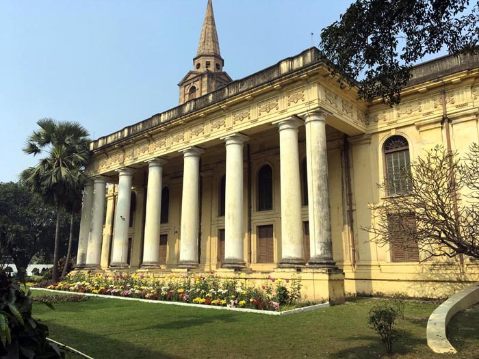 St John's church in Kolkata, dates from 1787